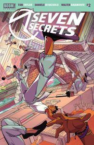 SEVEN SECRETS #2 MAIN