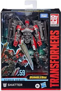 Deluxe Shatter - Transformers Studio Series 59 Figure
