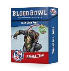 Skaven Team Card Pack | Blood Bowl | Second Season
