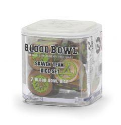 Skaven Team Dice Pack | Blood Bowl