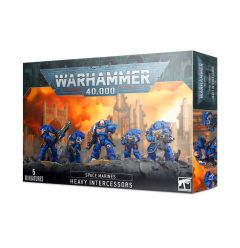 Heavy Intercessors   Space Marines   Warhammer 40,000
