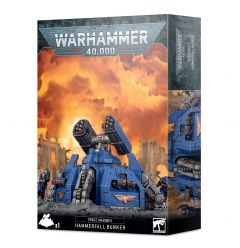 Hammerfall Bunker - Space Marines - Warhammer 40,000