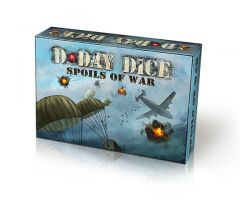 Spoils of War Expansion | D-Day Dice 2nd Edition