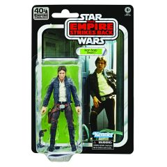"Han Solo - 6"" Black Series - Star Wars - Retro Card"