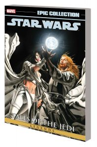 Star Wars Legends | Epic Collection Vol 01: Tales of Jedi TP