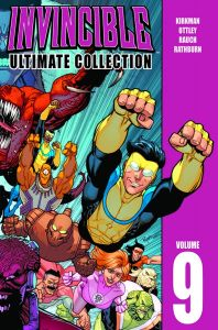 Invincible   Ultimate Collection Vol 09   HC