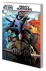 Mighty Avengers   Not Your Father's Avengers   Vol 03 TP