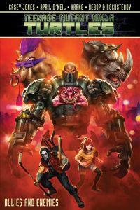Teenage Mutant Ninja Turtles - Allies & Enemies - TP