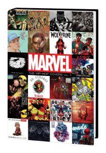 Marvel Hip Hop Covers | VOL 1 |  HC
