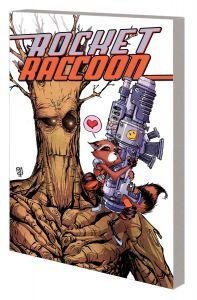 Rocket Raccoon & Groot - Vol 00: Bite & Bark - TP