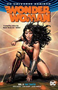 Wonder Woman - Vol 03: The Truth - TP
