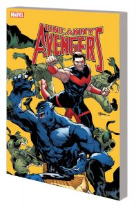 Uncanny Avengers   Unity - Stars and Garters   Vol 05 TP