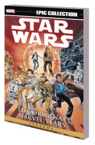 Star Wars: Legends - Original Marvel Years Epic Collection Vol 03 - TP