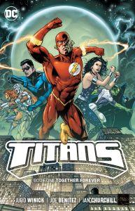 Titans - Book 01: Together Forever - TP