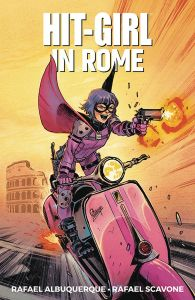 Hit-Girl | Vol 03: Rome | TP (MR)