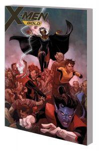 X-Men Gold   Godwar   Vol 07   TP
