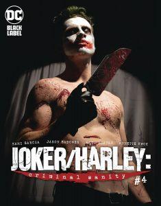 JOKER HARLEY CRIMINAL SANITY #4 (OF 9) MIKE MAYHEW VAR ED