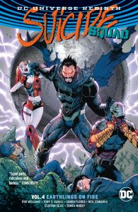 Suicide Squad - Vol 04: Earthlings on Fire - TP