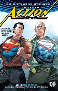 Superman: Action Comics | Vol 02: Men of Steel TP