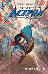 Superman: Action Comics - Vol 07: Under the Skin - HC