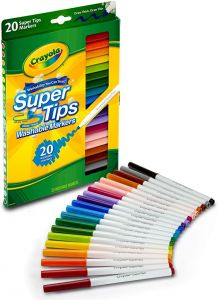 Super Tips 20 Pack - Crayola