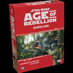 Beginner Game | Star Wars: Age of Rebellion RPG