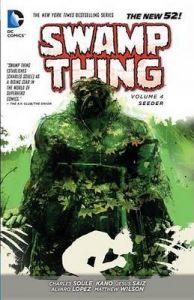 Swamp Thing - Vol 04: Seeder - TP