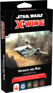 Hotshots and Aces Reinforcement Pack - Star Wars: X-Wing