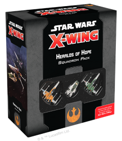 Heralds of Hope Squadron Pack - Star Wars: X-Wing