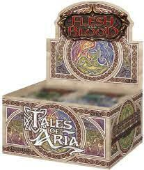 Tales of Aria Booster Box (First Edition) | Flesh And Blood TCG