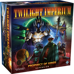 Prophecy of Kings | Twilight Imperium Expansion