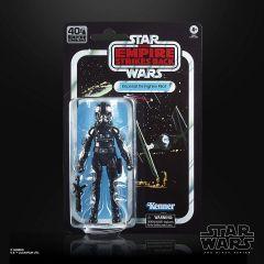 "Imperial Tie Fighter Pilot - 6"" Black Series - Star Wars - Retro Card"