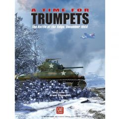 A Time For Trumpets: The Battle Of The Bulge December 1944 | GMT Games