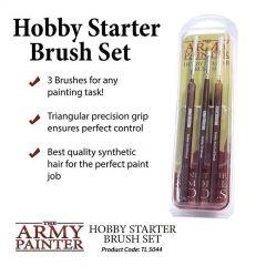 Hobby Starter Brush Set   Army Painter