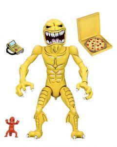 PRE-ORDER: Pizza Monster Action Figure   Teenage Mutant Ninja Turtles Cartoon   NECA