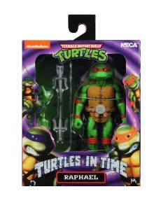 Raphael - Turtles in Time - NECA TMNT Action Figure