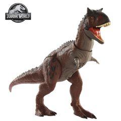 Carnotaurus Toro   Control N Conquer Action Figure   Camp Cretaceous   Jurassic World