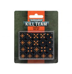 Chaotica Dice Set   Kill Team