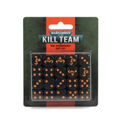 Ork Kommandos Dice Set   Kill Team