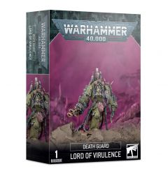 Lord of Virulence | Death Guard | Chaos | Warhammer 40,000