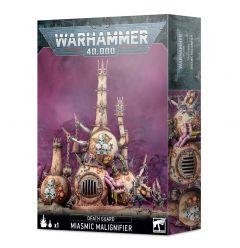 Miasmic Malfnifier | Death Guard | Chaos | Warhammer 40,000