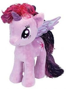 My Little Pony - Twilight Sparkle - TY Beanie