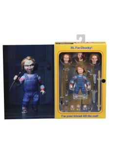 Chucky   Child's Play   Ultimate Action Figure   NECA