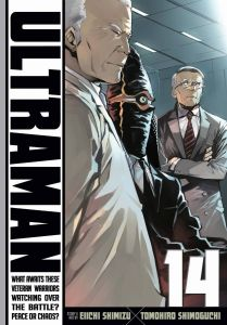 Ultraman Graphic Novel Volume 14