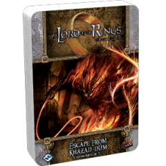 Escape from Khazad-dûm Custom Scenario Kit - Lord of the Rings: The Card Game LCG
