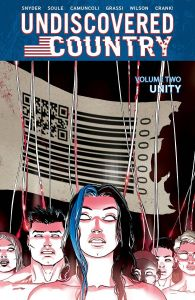 Undiscovered Country | Vol 02: Unity TP
