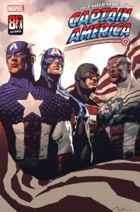 UNITED STATES OF CAPTAIN AMERICA #5 (OF 5)