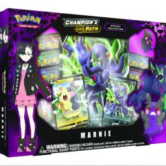 Marnie: Champion's PathCollection - Pokémon TCG