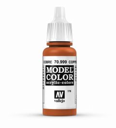 Metallic Copper - Model Color - Vallejo