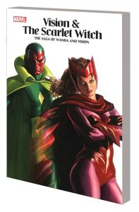 Vision & The Scarlet Witch | The Saga of Wanda and Vision TP